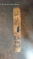 OEUVRES FABLES DE VERGIER TOME 1 LONDRES 1780 - LIVRE 263 PAGES 12.5 X 7.5 CM 110 GRAMMES - Livres, BD, Revues