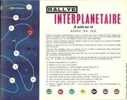 Z116 - JEU LA VACHE QUI RIT - RALLYE INTERPLANETAIRE - Other Collections