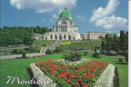 Montreal L ' Oratoir St Joseph L ' Eté - Montreal