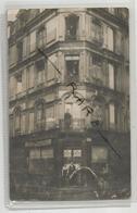 76 Rouen - Café Du Palais Angle Rue Du Tambour Et 5 Place Verdrel Carte Photo - Rouen