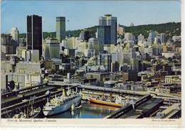 PORT DE MONTREAL QUÉBEC - Montreal