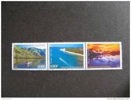Nouvelle-Calédonie: TB Bande N°827/9, Neuve XX . - Nueva Caledonia