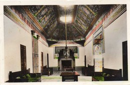MARRAKECH  Palais De La Bahia. Salle Du Conseil  CPM   N°1276  Année 1948 - Marrakech