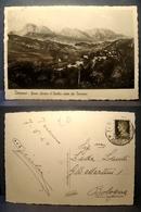 (FG.K42) Panorama Da TERAMO Col GRAN SASSO D'ITALIA (viaggiata 1940) - Teramo