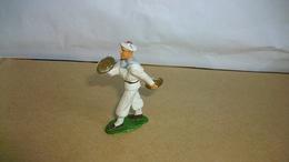 Figurines Soldat Marin Plastique Marque Starlux Joueur De Symbales 6 Cm De Haut - Army