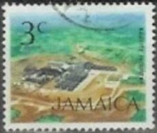 1972 3 Cent Bauxite, Used - Jamaica (1962-...)