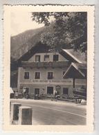 Route Landeck - Zugspitze - Alpen-Gasthof - Pension Fernstein - 1955 - Photo Format 7 X 10 Cm - Lugares