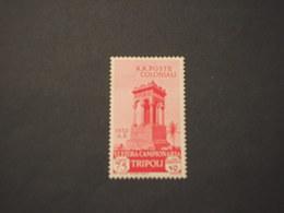 LIBIA - 1932 FIERA  75 C.  - NUOVO(+) - Libya
