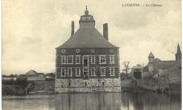 Landenne  Le Château. - Andenne