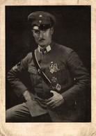 OFFICIER ALLEMAND  DR. RICH . WENZL - Guerre 1939-45