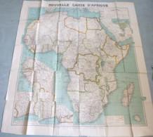 Carte TARIDE : AFRIQUE - 1 / 4 000 000ème. +- 1920. - Cartes Géographiques
