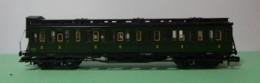 """Type  N - Voiture Voyageurs """" Epoque III """" Type C7yfi De Fleischmann -  8085F K - Sans Boite - Passenger Trains"""