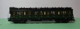"""Type  N - Voiture Voyageurs """" Epoque III """" Type C7yfi De Fleischmann - 8086F K - Sans Boite - Passenger Trains"""