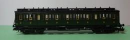 """Type  N - Voiture Voyageurs """" Epoque III """" Type C9yfi De Fleischmann - 8087F K - Sans Boite - Passenger Trains"""