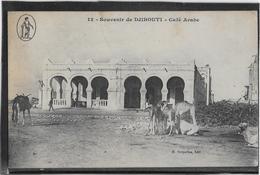 Djibouti - Café Arabe - Djibouti