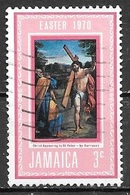 1970 3c Easter, Used - Jamaique (1962-...)