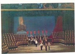 """COREE DU NORD - Chants Et Danses """"Le Chant De La Fidélité Au Leader"""" - Korea, North"""