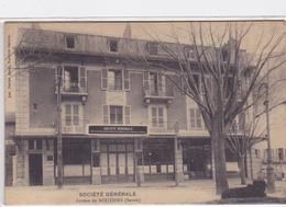 Cpa-73-moutiers--societe Generale-bureau De Moutiers-editeur Ducloz - Moutiers