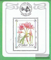South Africa - Ciskei Block3 (complete.issue.) Unmounted Mint / Never Hinged 1988 Affected Plants - Ciskei