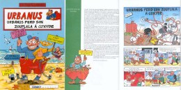 LINHOUT : TIRAGE SPECIAL URBANUS A KOKSIJDE - Erstausgaben
