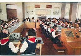 COREE DU NORD , PYONGYANG - Transmission Et Réception, Cabinet De Recherche Télégraphique - Korea, North