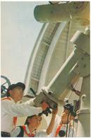 COREE DU NORD , PYONGYANG - Membres Du Cercle De Recherche Astronomique - Korea, North