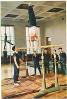 COREE DU NORD , PYONGYANG - Membres Du Cercle Sportif, Gymnastes - Corée Du Nord