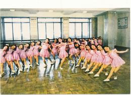 COREE DU NORD , PYONGYANG - Les Petites Gymnastes - Gymnastique Artistique - Corée Du Nord