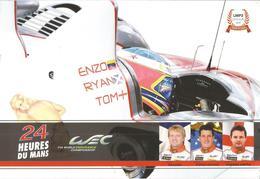 Carte TEAM STARWORKS MOTORSPORT ( HONDA HPD ARX 03 ) - Endurance 24 Heures Du Mans 2012 - Racing