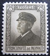 FD/2485 - 1922 - MONACO - PRINCE ALBERT 1er - N°54 NEUF** - Neufs