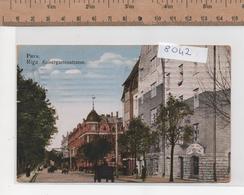 8042 RIGA KAISERGARTENSTRASSE ANNO 1914 - Lettonia