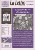 Magazine LETTRE DE DARGAUD N°45 Avec BOURGNE ROSINSKI TARDI JUILLARD BOUCQ MEYNET LOUSTAL Â?Â?. - Lettre De Dargaud, La