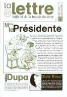 Magazine LETTRE DE DARGAUD N°57 Avec LIDWINE INCAL ANDREAS CUBITUS CESTAC LUGUY LEPAGE Â?Â?. - Lettre De Dargaud, La