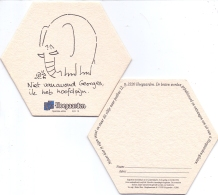 #D223-035 Viltje Hoegaarden - Beer Mats