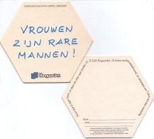 #D223-039 Viltje Hoegaarden - Beer Mats