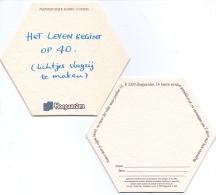 #D223-042 Viltje Hoegaarden - Beer Mats