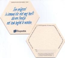 #D223-055 Viltje Hoegaarden - Beer Mats