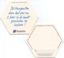 #D223-063 Viltje Hoegaarden - Beer Mats