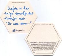 #D223-072 Viltje Hoegaarden - Beer Mats