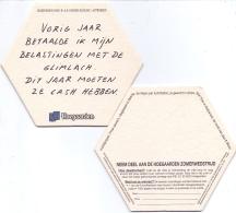 #D223-073 Viltje Hoegaarden - Beer Mats
