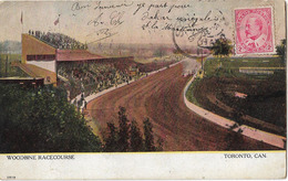 CANADA TORONTO WOODBINE RACECOURSE 1819 HIPPISME COURSE DE CHEVAUX - Toronto