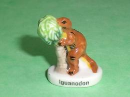 Fèves / Animaux : Dinosaure , Iguanodon    T63 - Animals