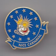 Pin's  Nice Carnaval Réf 4662 - Villes
