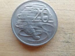 Australie  20  Cents  1976  Km 66 - Monnaie Décimale (1966-...)