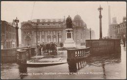 Fitzalan Square, Sheffield, Yorkshire, C.1910s - Loca-Vu RP Postcard - Sheffield