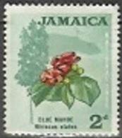 1964 2 Pence Used - Jamaica (1962-...)