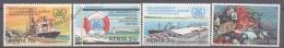 Kenya - Kenia 1983 Yvert 268-71, 25th Ann. Intergovernmental Maritime Organization - MNH - Kenya (1963-...)