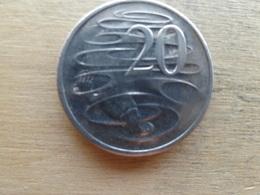 Australie  20  Cents  2001  Km 403 - Monnaie Décimale (1966-...)