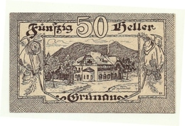 1920 - Austria - Grunau Notgeld N71, - Austria