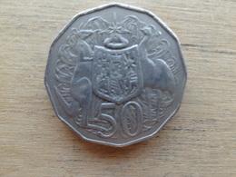 Australie  50  Cents  1979  Km 68 - Monnaie Décimale (1966-...)